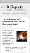 RCReports Website Mobile