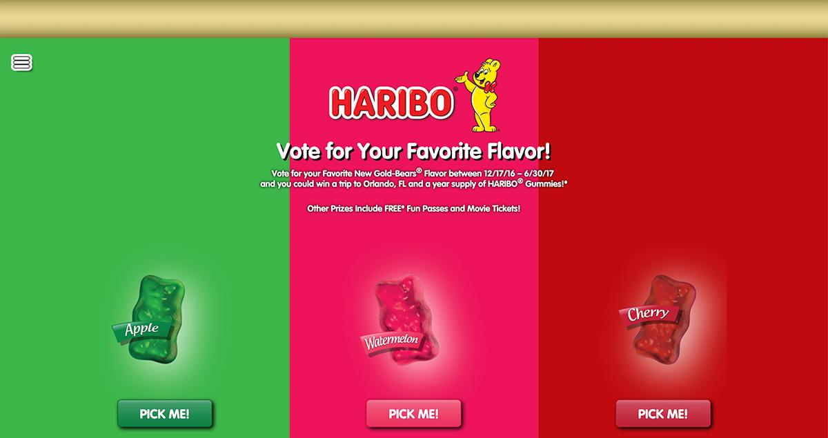 Haribo Promotion