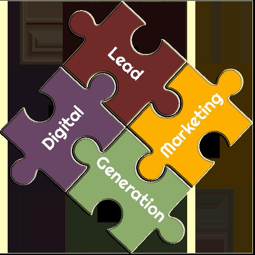WordPress Digital Marketing Lead Generation Puzzle Pieces